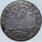 Ancient Coin depicts mysterious 'flying saucer'