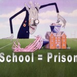 SCHOOLS Are PRISONS - The Brainwashing Of Youth