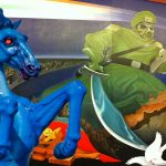 Satanic Murals and Monuments at the Denver Airport