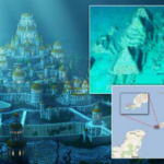 PROOF OF ATLANTIS? HUGE SUNKEN CITY LOCATED NEAR THE BERMUDA TRIANGLE!