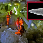 Crystal Weapons Found in Spain and Enigmatic Deposit of Selenite in Mexico