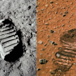 Humans on Mars? NASA image shows FOOTPRINT on MARS