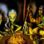 Native Americans Had Encounters With Extraterrestrials Beings