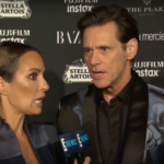 JIM CARREY DROPS PROFOUND TRUTH ABOUT IDOLIZING 'ICONS' AT FASHION WEEK ""
