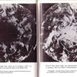 1967 Satellite Photograph from Space, Shows North Pole Opening to Inner Earth