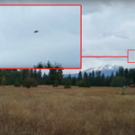 CLEAR VIDEO OF FAST UFO TAKEN AT A RANCH IN WASHINGTON SEPT 29, 2017