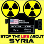 Chemical Attack in Syria Is a False Flag to Bomb Syria And Justify Regime Change