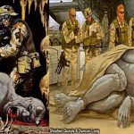 U.S. Soldier Claims To Have Shot & Killed A 12 Foot Giant In Afghanistan