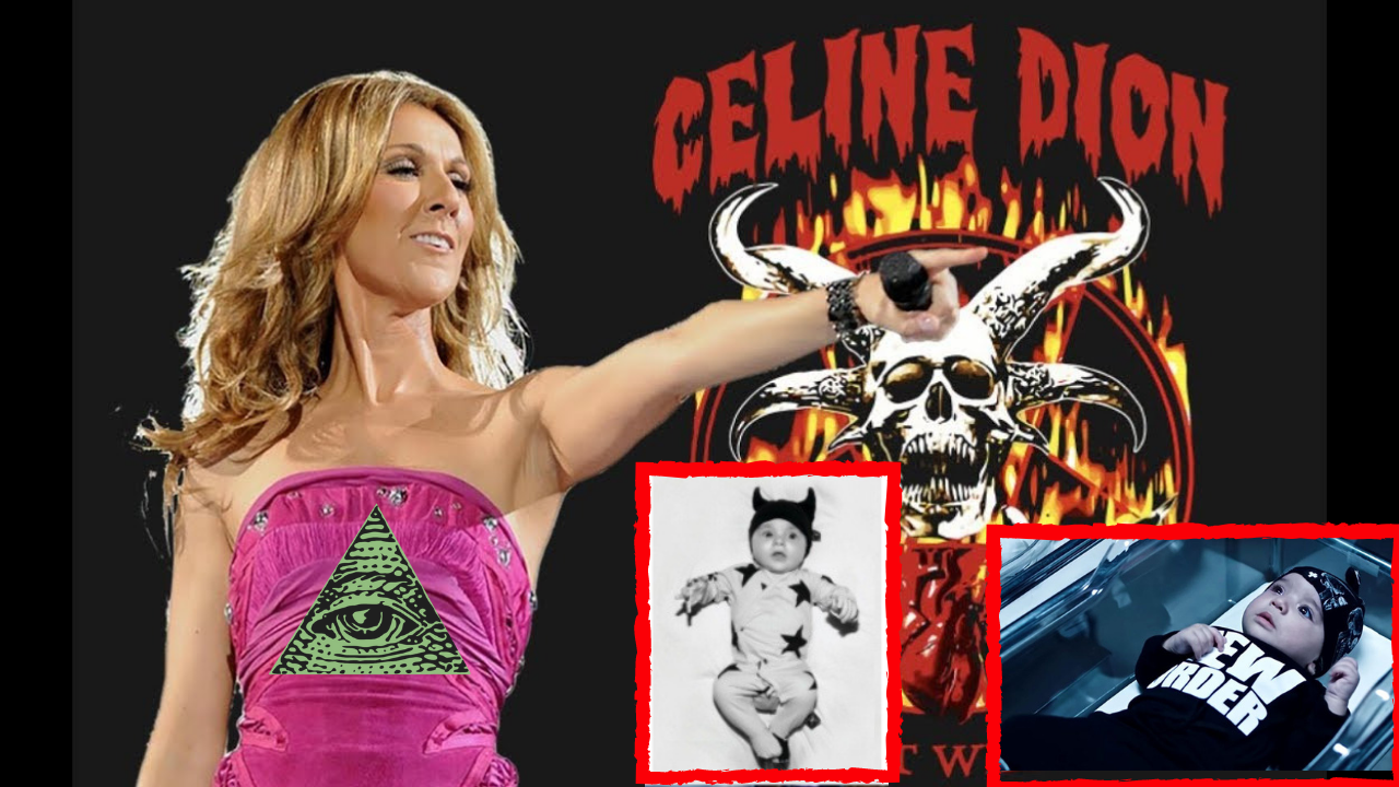 celine dion launches luciferian gender neutral clothing line with