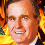 George H.W Bush Was a Known Pedophile and Satanist