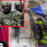 Macron Deploys Thousands Of Cops and The Army To Thwart French Revolution