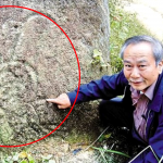 Proof Of Ancient Aliens Found On a Stone Petroglyph In China