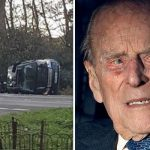 BREAKING: Prince Philip Involved In Car Crash