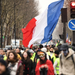 Yellow Vests Take Over The Streets Of France For The 10th Week In a Row