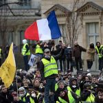French Revolution: Yellow Vests Are Back In Huge Numbers For Act IX