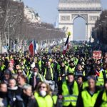 Strong Mobilization For The 14th Act Of Yellow Vests Protests