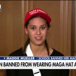 Teen Banned From Her High School For Wearing a MAGA Hat