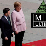 Angela Merkel Seen Violently Shacking During Meeting With Ukrainian President