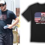 Chris Pratt Called 'White Supremacist' By MSM For Wearing Gadsen Flag T-shirt
