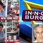 Jeffrey Epstein's Madam Ghislaine Maxwell, Spotted at In-N-Out Burger