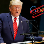 President Trump Speaks Out Against Big Tech Censorship and Open Borders Activists