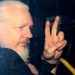 Julian Assange Reaches End Of Prison Sentence, Judge Refuses To Release Him