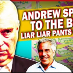 Prince Andrew Shows Deceptive Body Language During BBC Interview On Jeffrey Epstein
