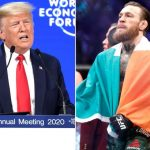 Conor McGregor Says Trump Is The  'Greatest President Of All Time'