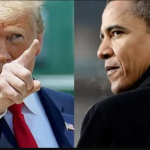 President Trump Says 'Corrupt' Obama 'Should Be Going To Jail