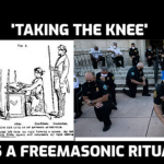 Taking A Knee Is A Masonic Ritual, Here's The Meaning