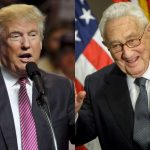 Trump administration removes Henry Kissinger from Defense Policy Board