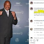 Boxing Great Marvin Hagler Dies After Taking Covid Vaccine