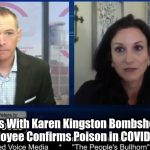 Former Pfizer Employee Confirms Poison in COVID 'Kill Shot'