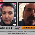 Dr. Martín Monteverde on the non-existence of SARS-CoV-2, the farce of PCR, and how graphene oxide i...